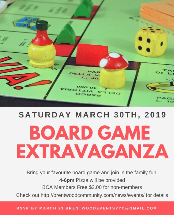 Board Game Extravaganza