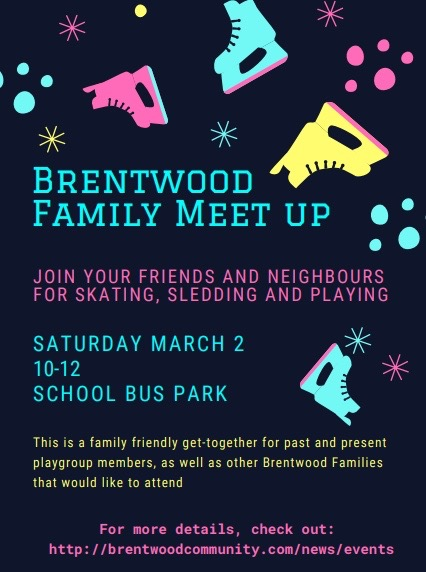 BRENTWOOD FAMILY MEET UP