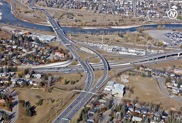 Crowchild Trail Upgrades